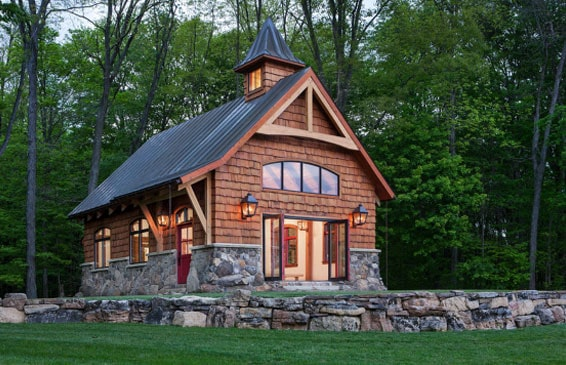 Amish Timber Frame Builders Michigan